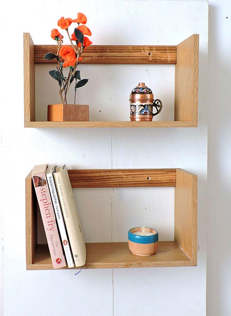 Best Wooden Bookcase Ideas On Pinterest Cube Wall Shelf