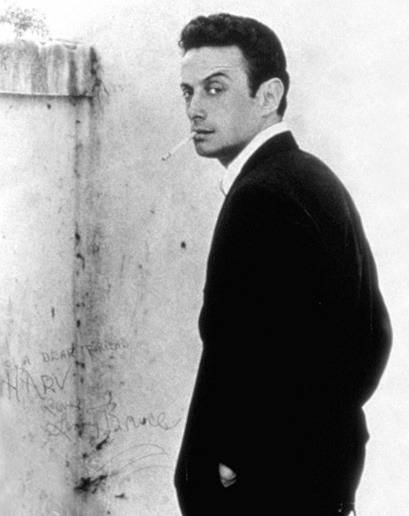 Lenny Bruce (1925 - 1966),  writer and comedian. He is best remembered for his audacious social commentary and criticism of the 1950s and 1960s!
