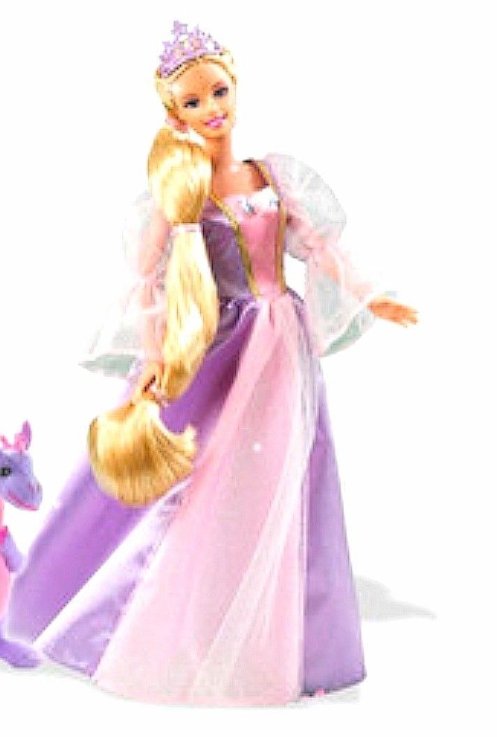 Barbie Rapunzel Rapunzel Barbie Movies Barbie
