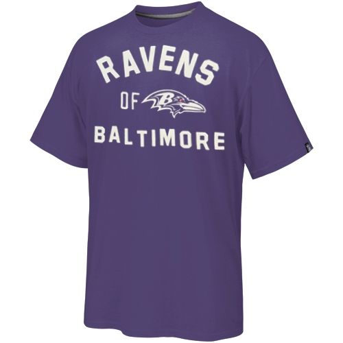 NFL Nike Baltimore Ravens Washed of the City T-Shirt - Purple