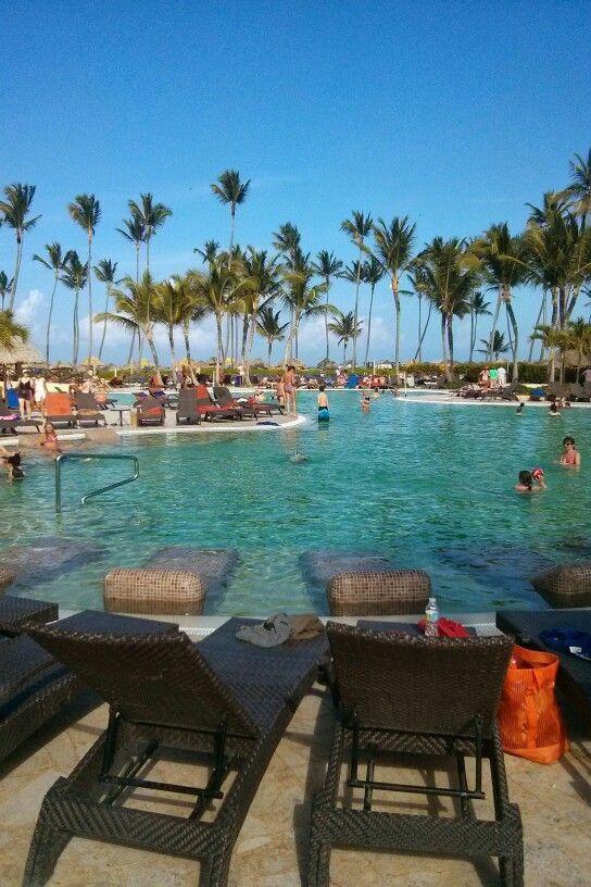 Now Larimar Punta Cana in Bavaro Punta Cana Main Pool  Now Larimar Bavaro  Now larimar punta