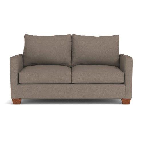 Tuxedo Apartment Size Sofa | Canapé en bois