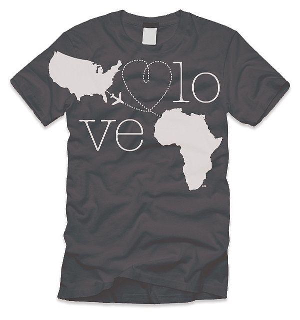 Mission Trip :: Fundraising T-Shirt, via Flickr. @Anna Totten Totten Esch Kinda like your idea from last year's shirt! :)
