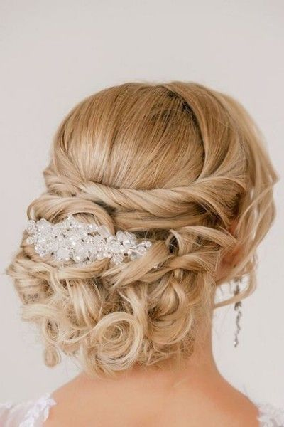 STYLEeGRACE ❤'s this Wedding Hairstyle!