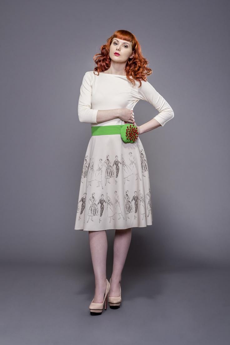 Skirt by Fanfaronada