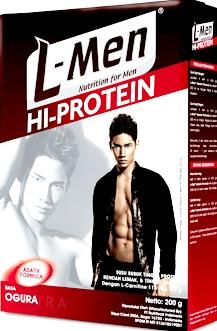 L-Men Hi-Protein Asiatix