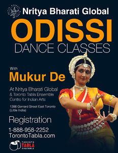Indian Music and Dance Classes City of Toronto Toronto (GTA) image 1