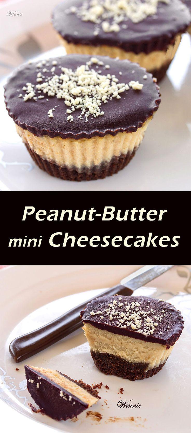 about cheesecake on Pinterest | Oreo cheesecake, Mini cheesecakes ...