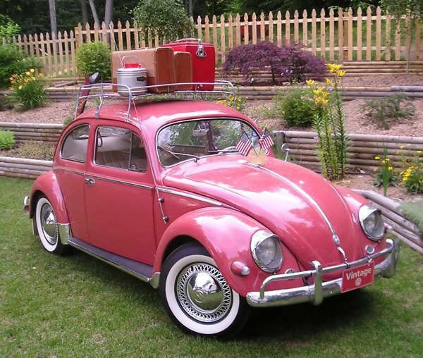 Volkswagen Beetle Retro 4k Hd Wallpaper: 17 Best Images About VW Beetle On Pinterest