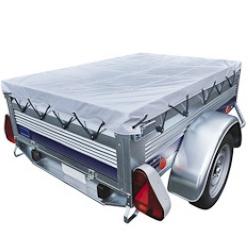 Bâche : Bâches : Bâche PVC pour remorque 150x105cm. Protégez le matériel que vous transportez grâce aux bâches de protection.La bâche remorque est réalisée