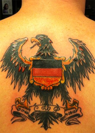 german heritage tattoo tattoo pinterest tattoo