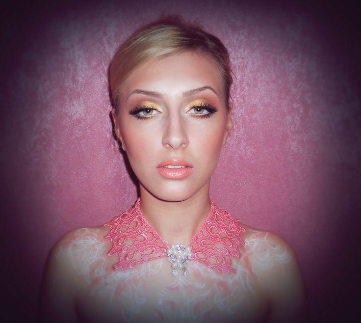 Makeup, Hair & Body painting by Andreea Matran | Make-up Artist