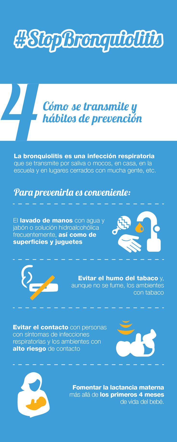 4.- Cómo se transmite y hábitos de prevención.