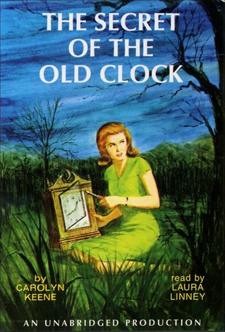Nancy Drew Books Were One Of My Favorite Books To Read Growing Up I Had