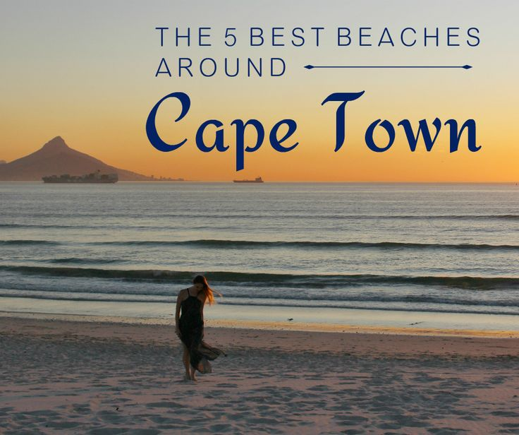 The 5 best beaches around Cape Town | Itchy Feet Diary