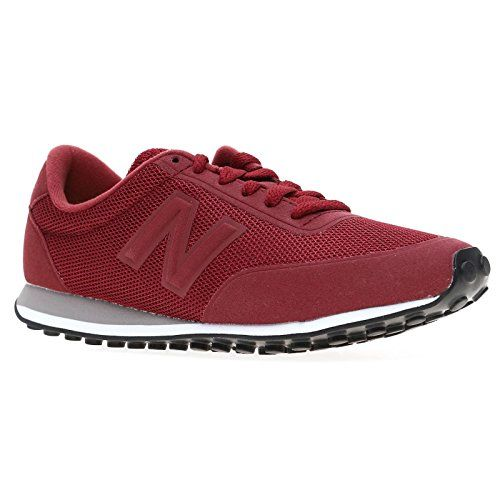 New Balance U 410 TWB Burgundy 37.5 - http://on-line-