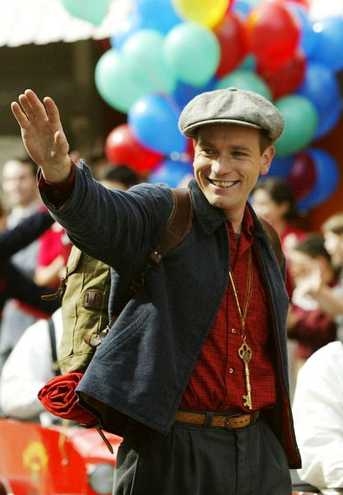 Ewan McGregor in Big Fish