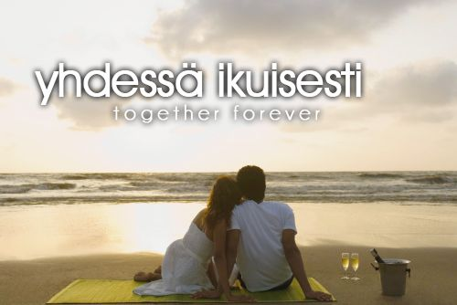 yhdessä ikuisesti ~ together forever