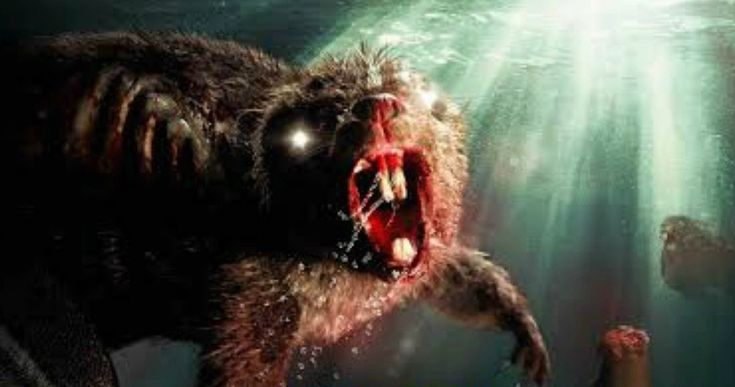 Zombeavers Trailer! -- A swarm of deadly zombie beavers attack a group of college kids partying at a riverside cabin in this cult thriller. -- http://wtch.it/0mIsU
