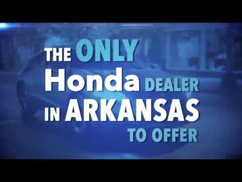 Introducing Landers McLarty Honda- The All New Landers McLarty Honda in Little Rock is now open, Right beside the Rave theatre, (Formerly Bale Honda)