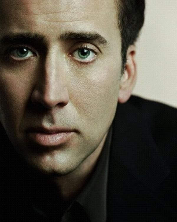 Nicolas Cage #actor