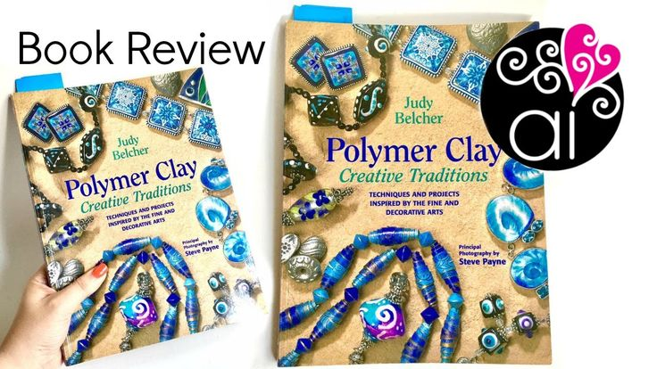 Book Review   Polymer Clay Creative Traditions by Judy Belcher