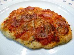 Grundrezept Pizzateig - Glutenfrei Backen und Kochen bei Zöliakie. Glutenfreie Rezepte, laktosefreie Rezepte, glutenfreies Brot
