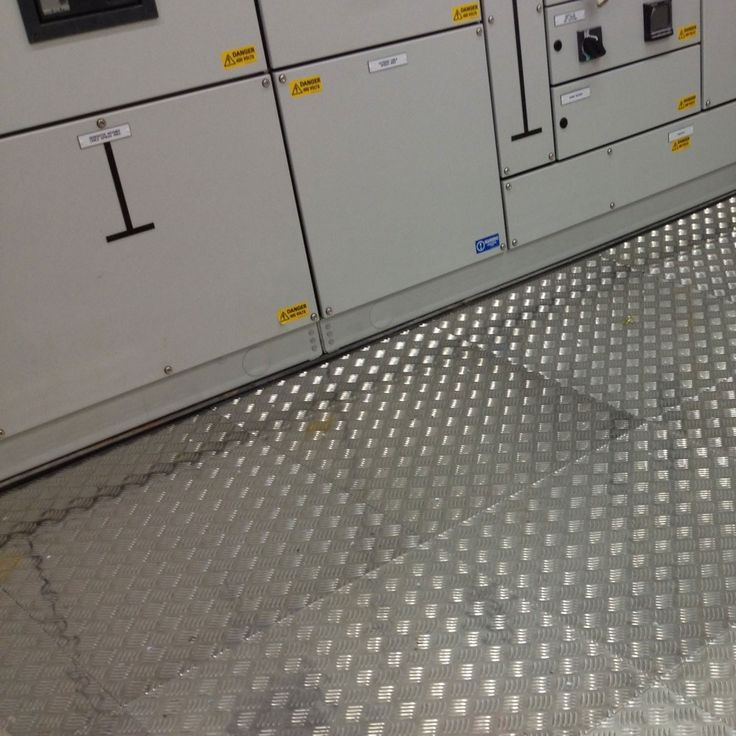 Chequer Plate Flooring Aluminium Checker Plate Flooring Is