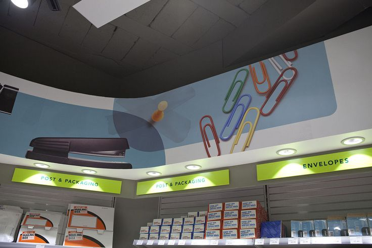 https://flic.kr/p/UrLfwH | Concept Stationery Department & Back to School | Wilf Cooledge Head of Store Development & Design