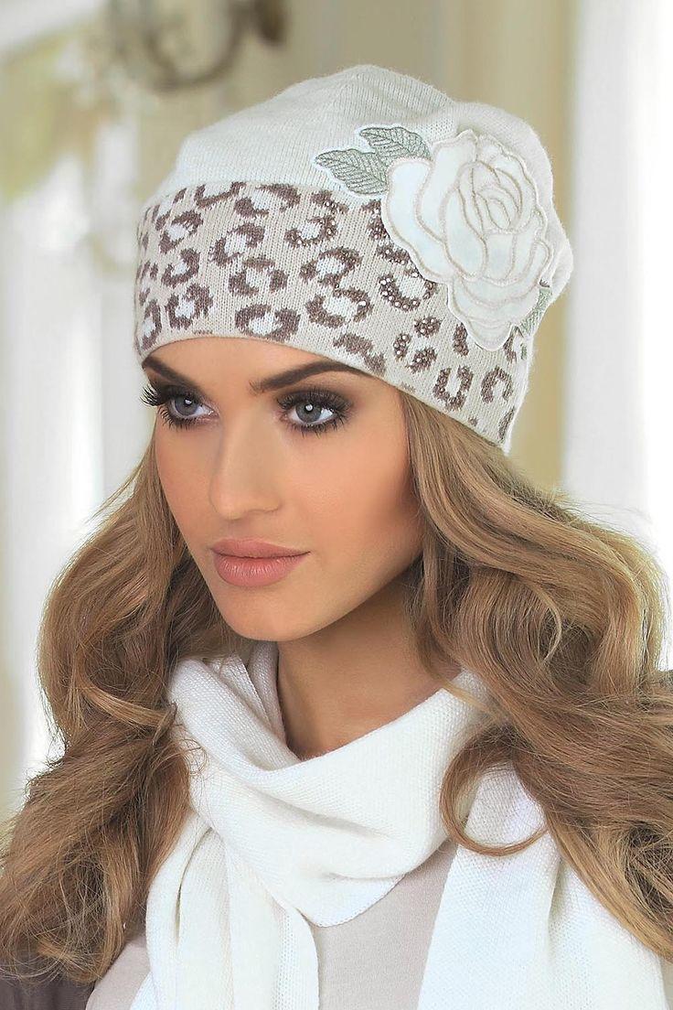 Kamea Joanna - stylowa i kobieca :) || kontri.pl Kliknij w zdjęcie - zobacz szczegóły  #czapka #kamea #kobieta #kontri