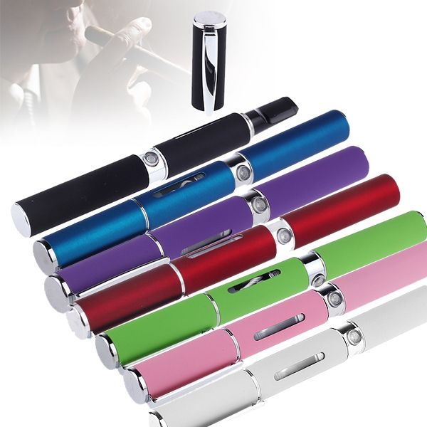 EGO Electronic Cigarette Kits EGO W Atomizer with 650mAh Battery Vaporizer Pen Starter ego kits Free Shipping(7 colors) $9.17