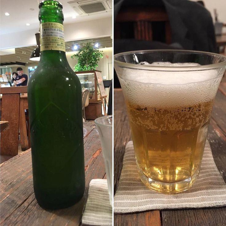 ハートランドビール (@ お野菜パスタ&カフェ curu @curuCuru_oyasai in 豊島区 東京都)