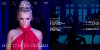 Britney Spears   #GLORY - The Slumber Party Edition  Britney Spears' new album 'Glory' fan-made booklet.