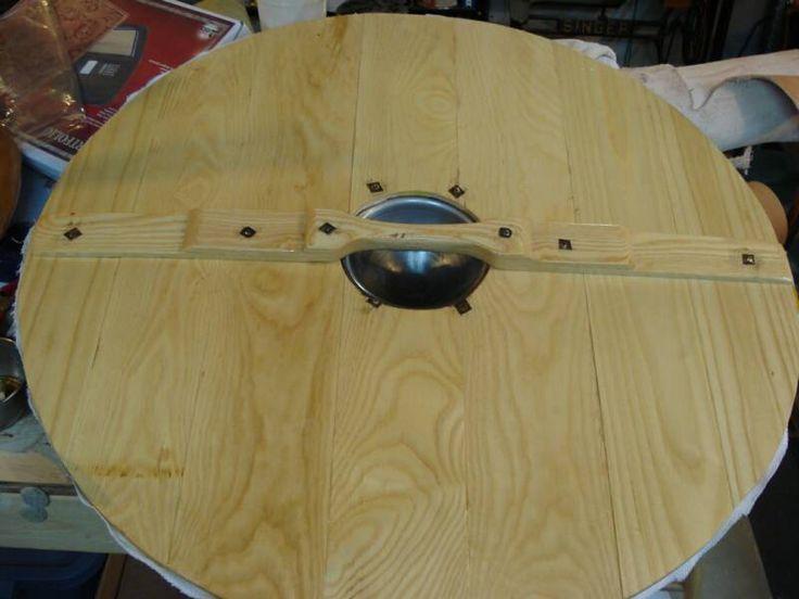 Building a Viking Shield