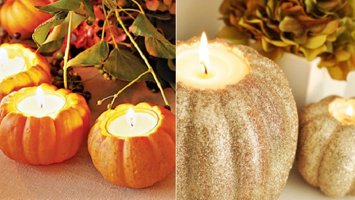 beautiful DIY Thanksgiving decor