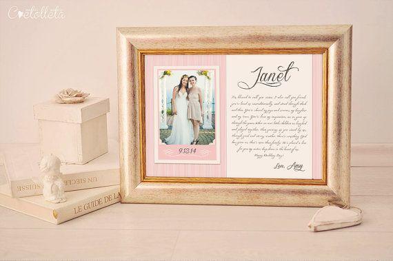 Best Wedding Gift Ideas For Best Friend: Best 25+ Best Friend Wedding Gifts Ideas On Pinterest