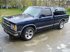 s-10 trucks for sale | VIN: 1GCCS14A6P8176563 - Chevrolet : S-10 1993 Chevy S10 truck