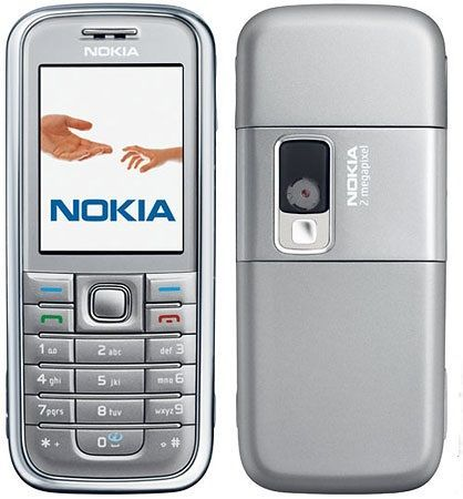 Original #Nokia 6233 Unlocked Mobile Phone cellphone for old people, students