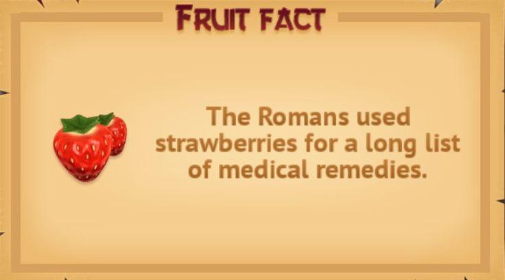 Fruit fact #10