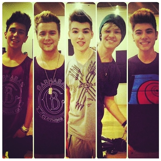 The Boyband Project