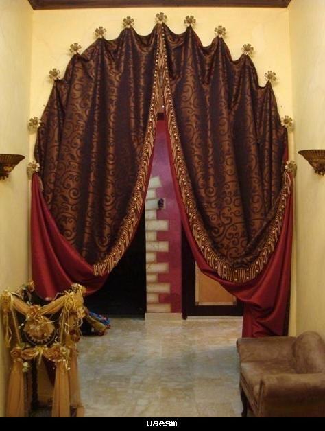2014 Curtains Moroccan Salon