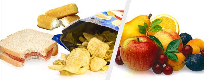 fast food nutrition guide comparison essay