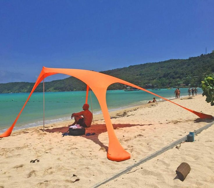 Sombra Shade Instant Shade Tent For The Beach
