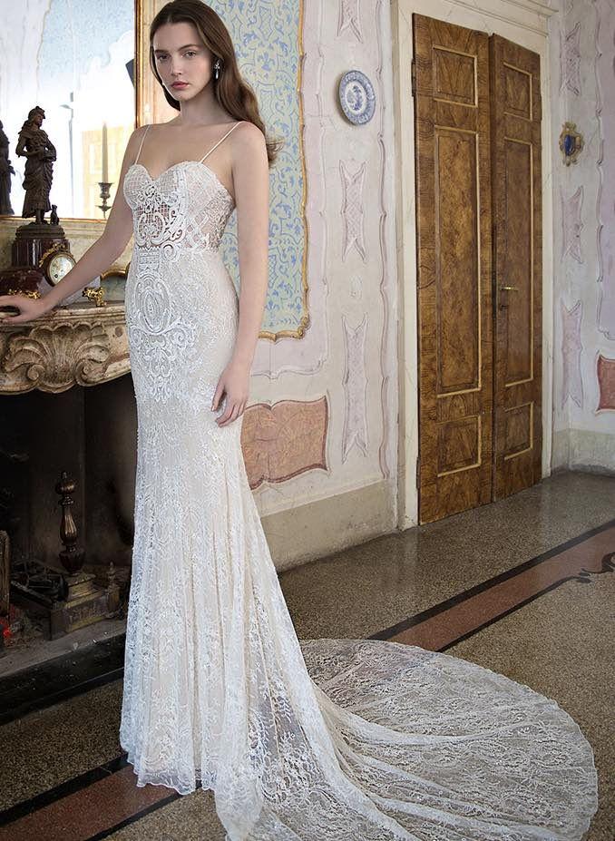 Alon Livne White Wedding Dresses 2015 - MODwedding