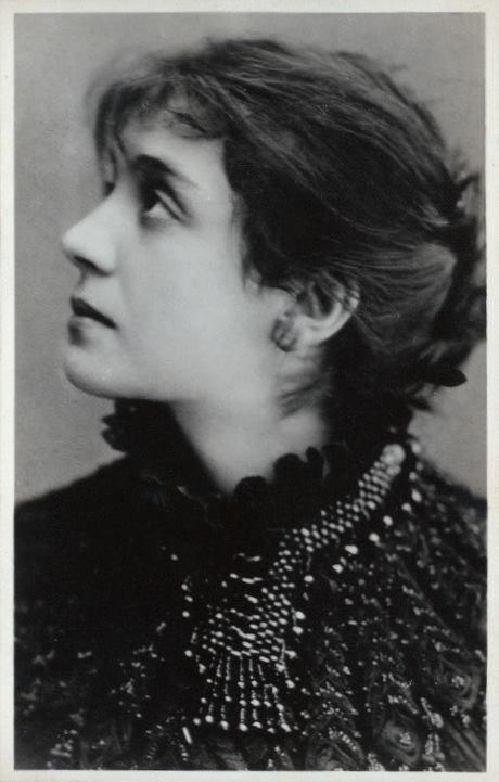 Eleonora Duse (3 October 1858 – 21 April 1924)   (attrice)