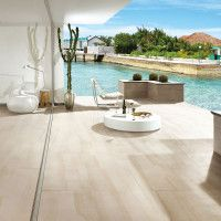 Burlington Light Glazed Porcelain Tile 600x1200mm