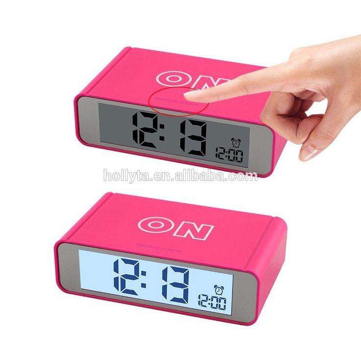 Cute Funny Flip Alarm Clock for Children/ Home