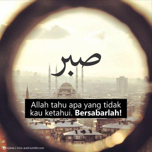"""Dan bersabarlah dirimu bersama dengan orang-orang yang menyeru Rabbnya di pagi dan senja hari dengan mengharap keridhaannya dan janganlah kedua matamu berpaling dari mereka."" (QS Al-Kahfi : 28) Bersabarlah dalam menjalankan ibadah, baik itu shalat..."
