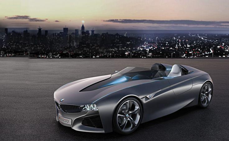 BMW roadster, design visions