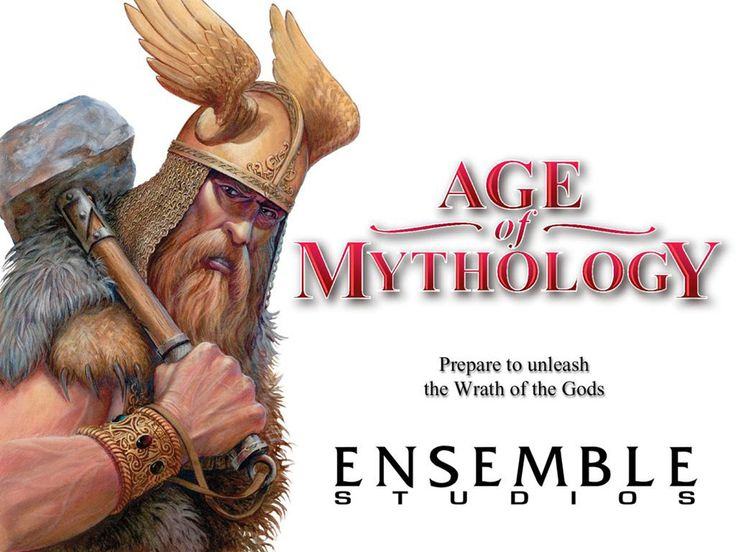 Vídeo Game Age Of Mythology  Papel de Parede